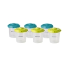 Set of 6 Clip Portions – 2nd age (200ml)