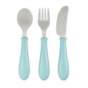 Stainless steel training cutlery Knife / Fork / Spoon