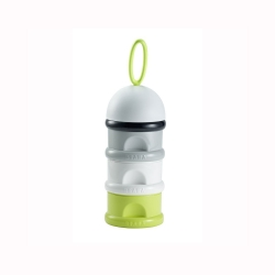 Stackable Milk and Snack Container