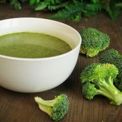 Soups and purées - Broccoli