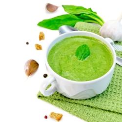 Soups and purées - Lettuce