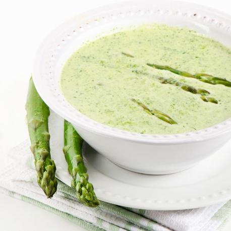 Cod asparagus