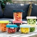 玻璃食物儲存器400ML
