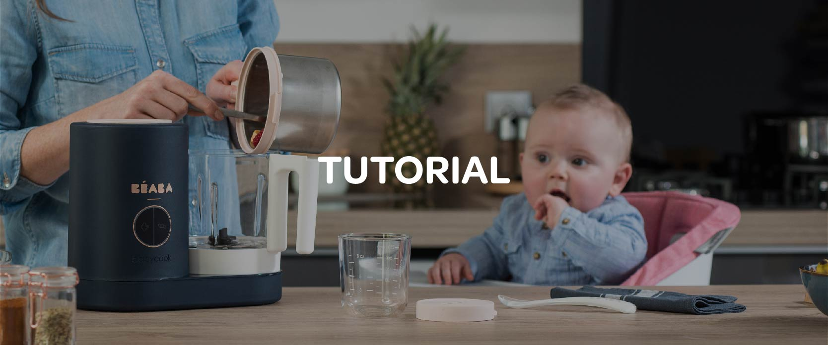 BEABA Products Tutorial